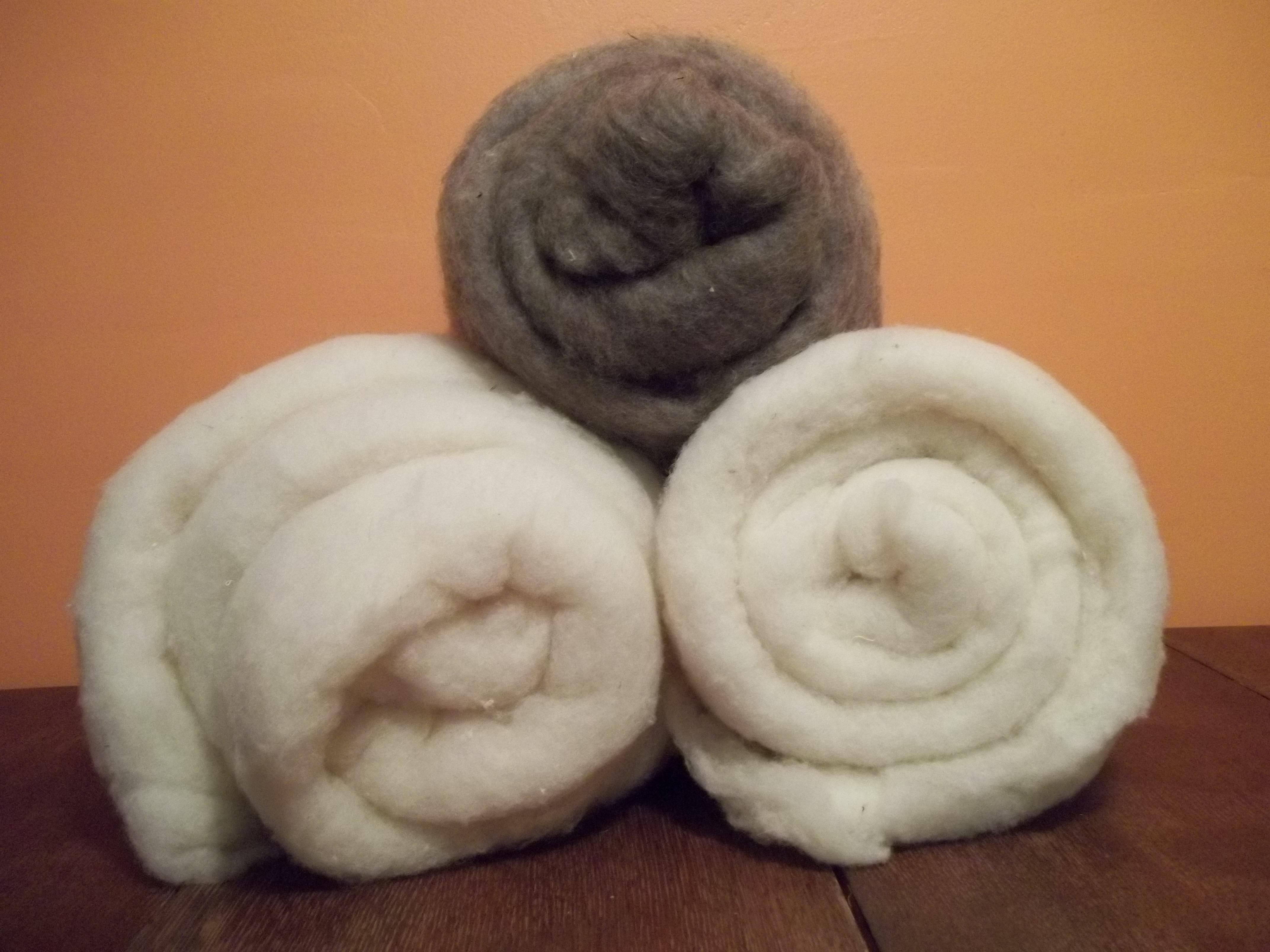 Wool Batting