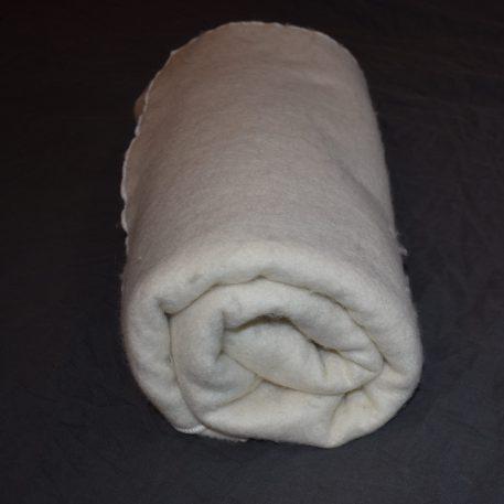 GOTS organic wool felt puddle pad