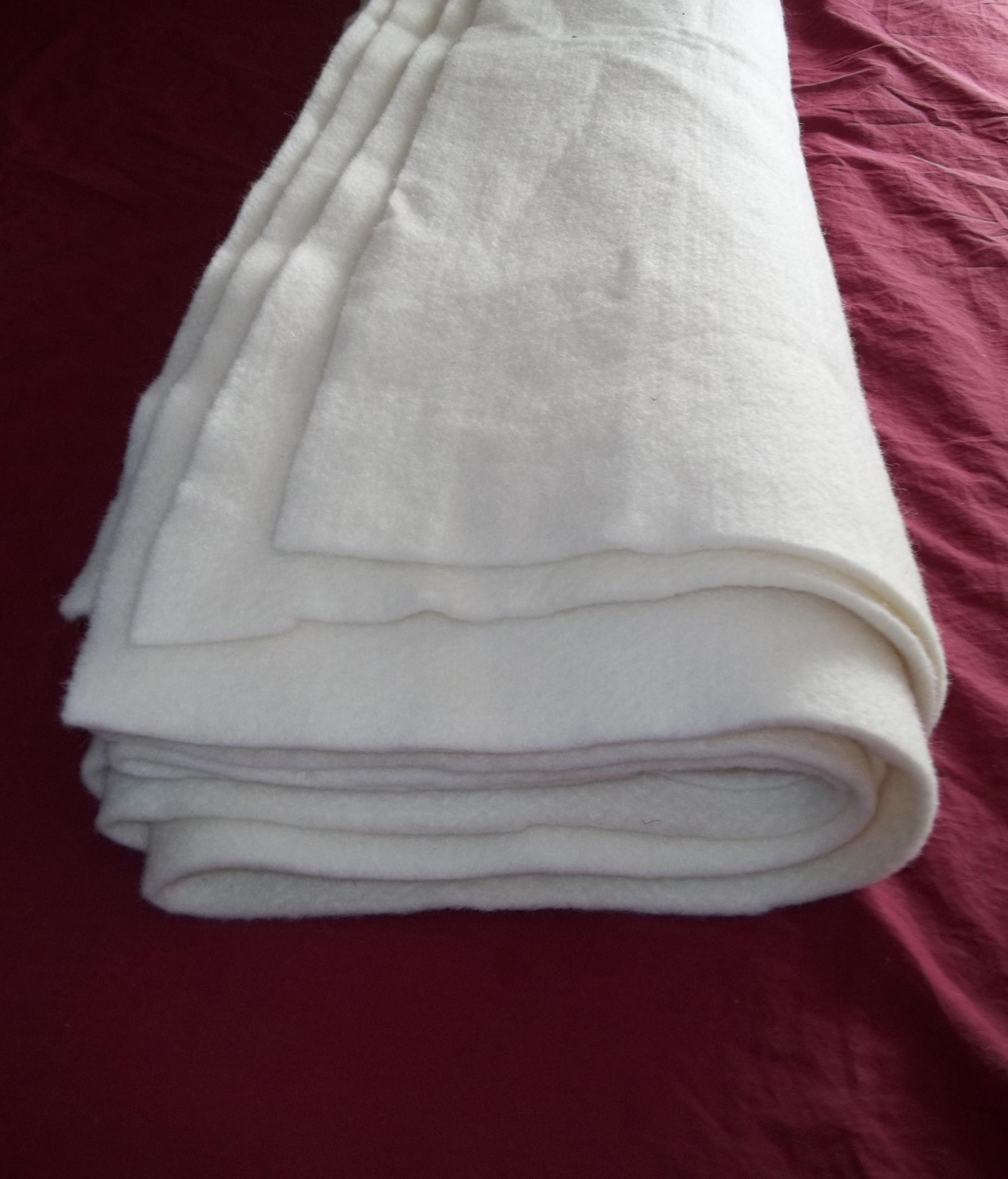 Diy Organic Wool Puddle Pad