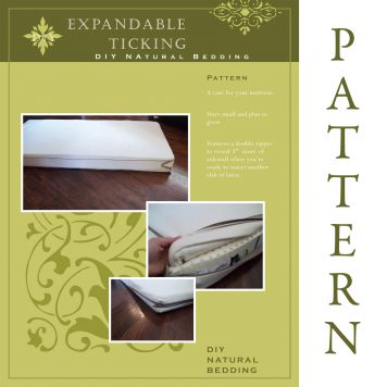 Expandable Ticking Pattern