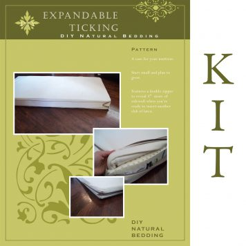 Expandable Ticking PatternKit