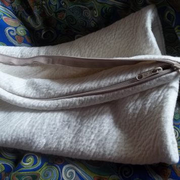 Double Walled Pillow Case
