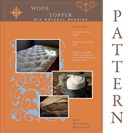 Wool Topper Pattern