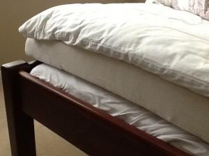 DIY mattress