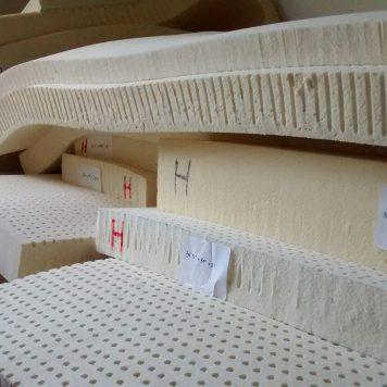custom cut natural latex