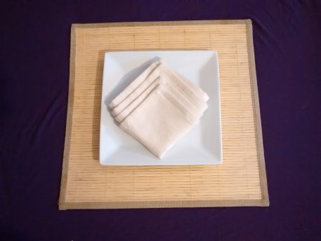 Organic Cloth Napkin